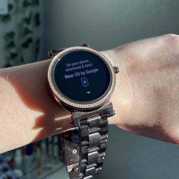 COPY - Michael Kors Sofie Smartwatch